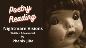 Listen and watch the new poetry reading