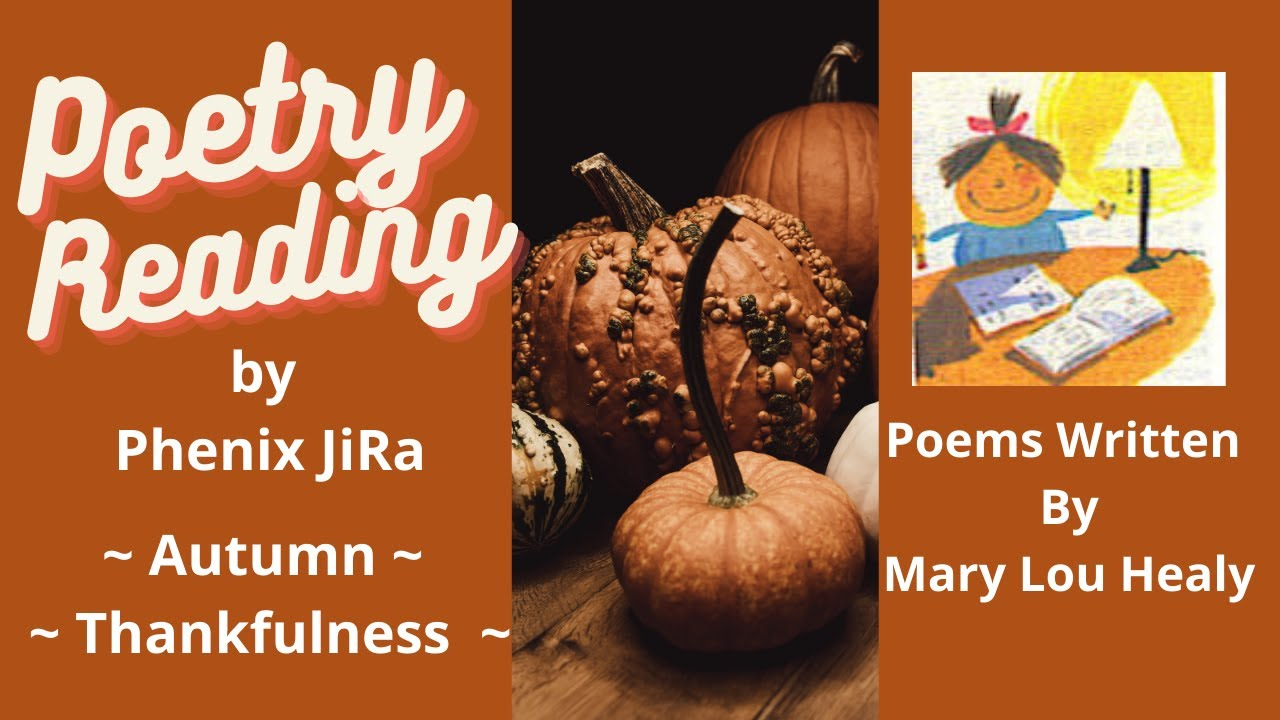 November and Thanksgiving Poems