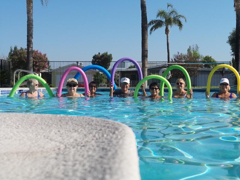Swinning Pool (arobics)