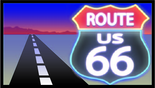 Route 66 logo low res