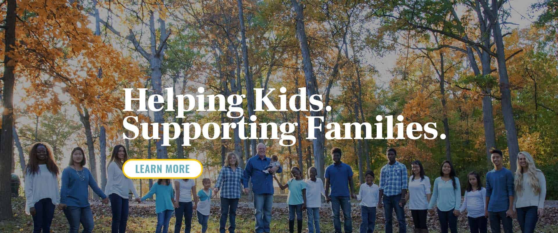 Helping kids and supporting families