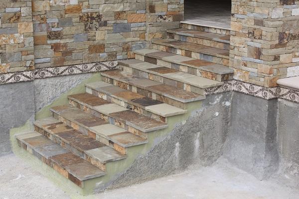 Cameron Stone Steps