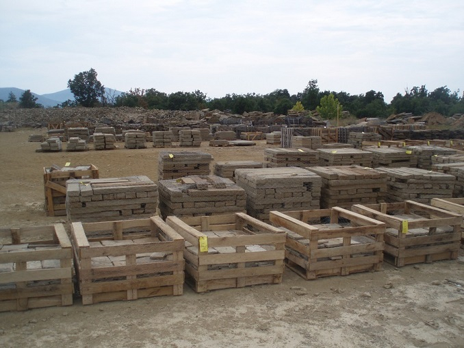 Misc. Fabricated Stone
