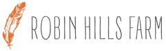 Robin Hills Farm Logo