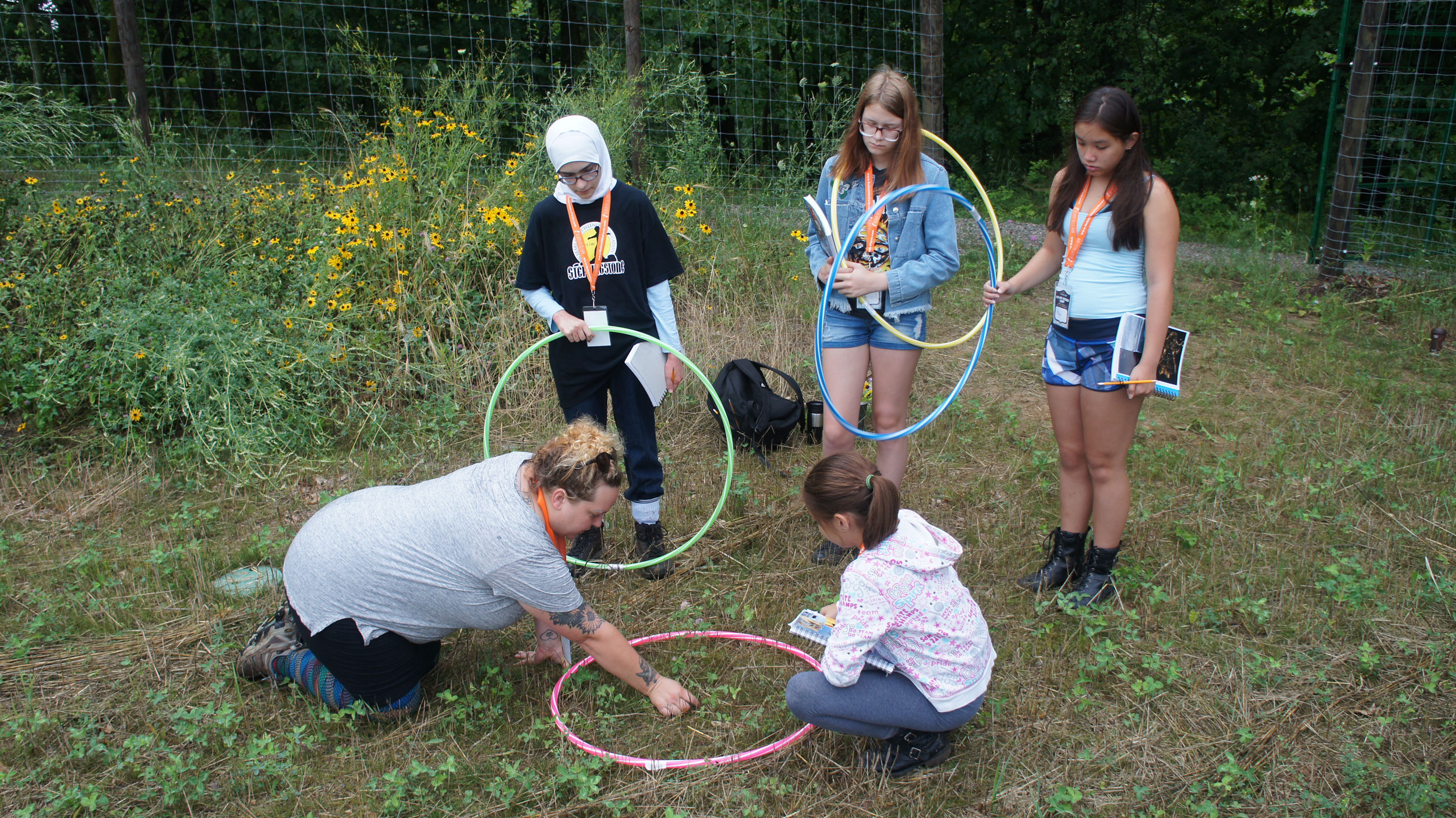 Eco Art and Science Camp 2017: Day 4