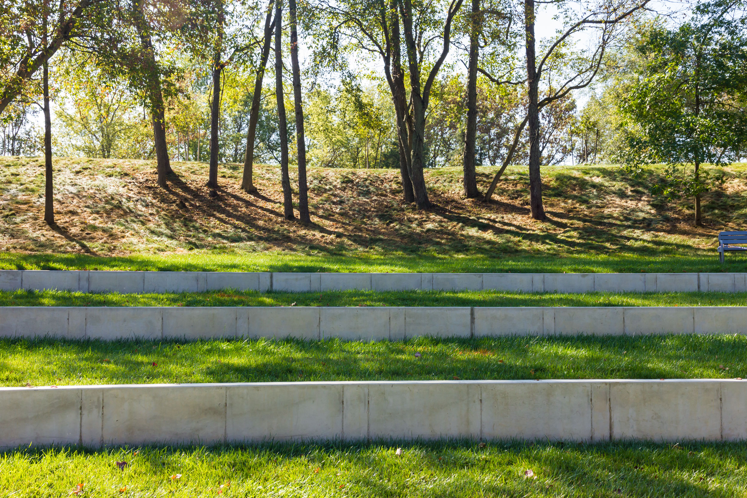 Amphitheater at Robin Hills Farm