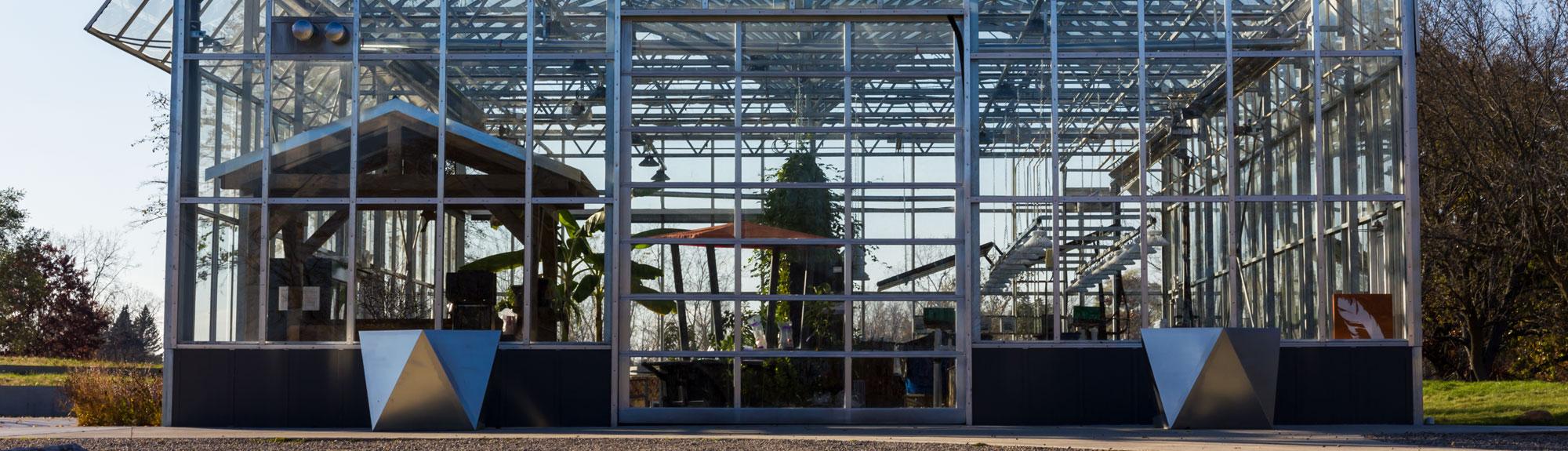 The Greenhouse at Robin Hills Farm