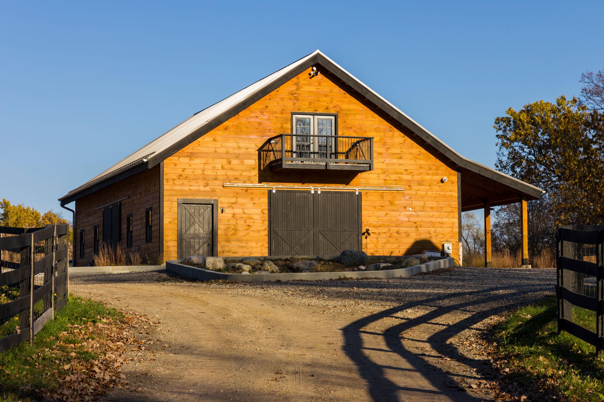 Pasture Barn at Robin Hills Farm