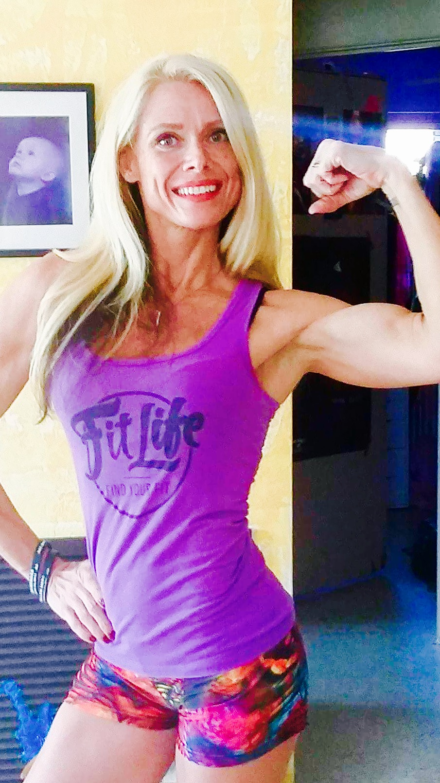 September Fit Life Active Athlete Of The Month Dawn Peters
