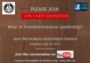 Transformational Leadership REVSED Full Invite