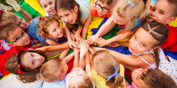 Kids at a nonprofit disadvantage kids charity