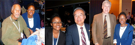 CIC in 2013 Arlyne Simon met several National Inventors Hall of Fame