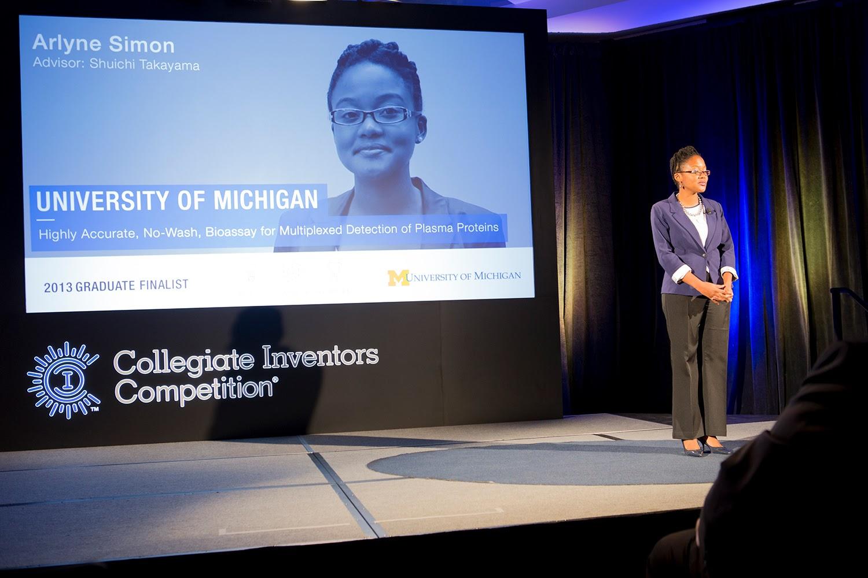 arlyne simon african american woman inventor