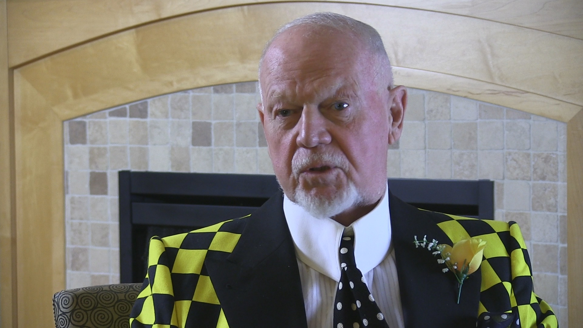 Don Cherry in The Father of Hockey