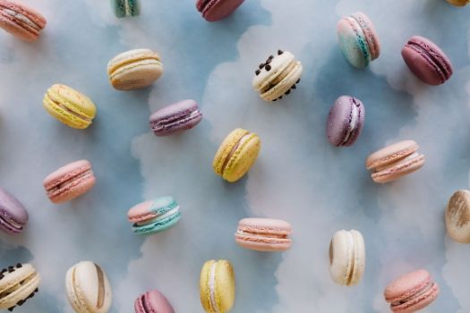 Spring French Macarons 2019