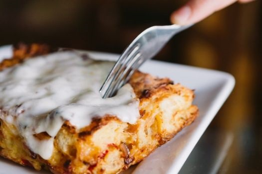 Pain Perdu (Lost Breard) - French pastry
