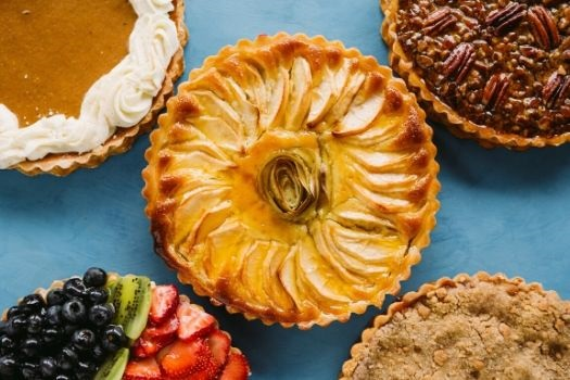 Thanksgiving Corporate Tarts