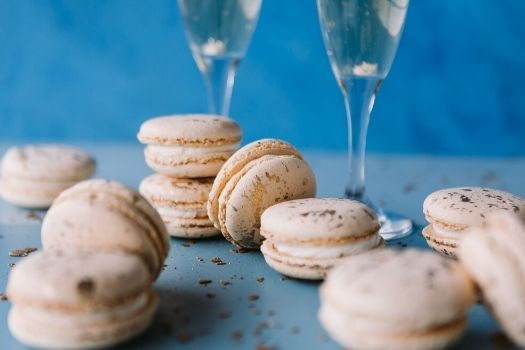 Champaign French Macarons
