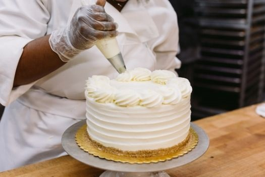 Cooking Class - Cake Decorating