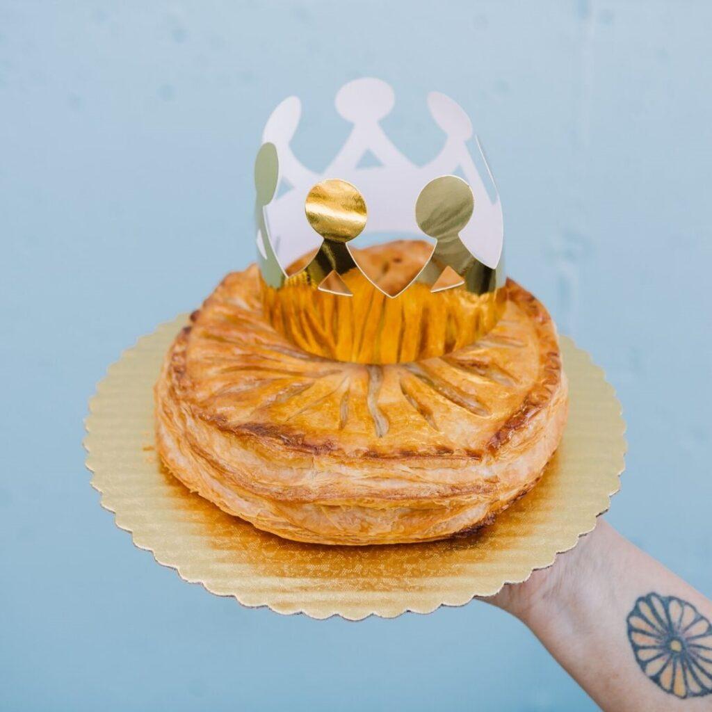 Galette des Rois - Kings Cake