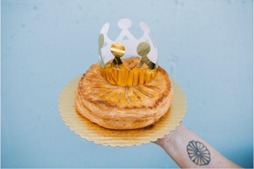 Galette de Rois - Kings Cake