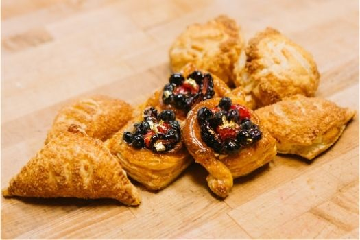 Cooking Class - Puff Pastry Turnovers