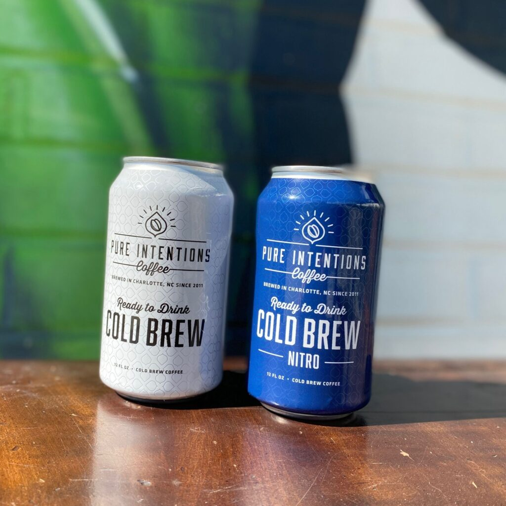 Pure Intentions Coffee - Cold Brew