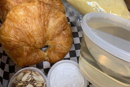 Twice Baked Croissant Kit