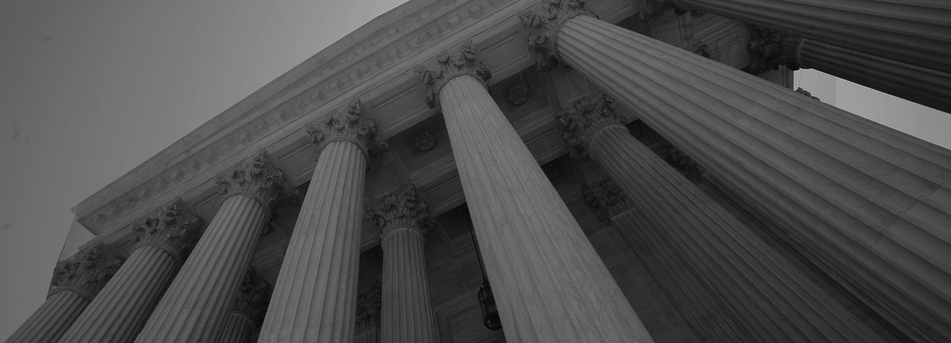 Supreme Courthouse columns