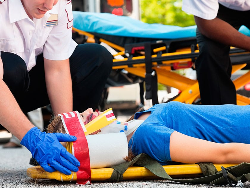 Serious Injuries