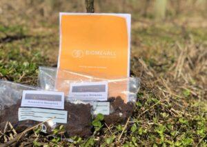 Startup traz tecnologia inédita de análise genética do solo