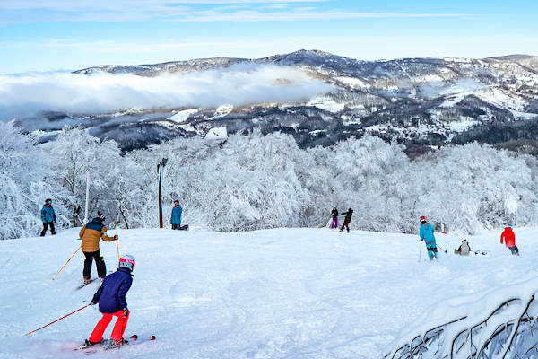 Skiing & Snowboarding at Sugar Mountain