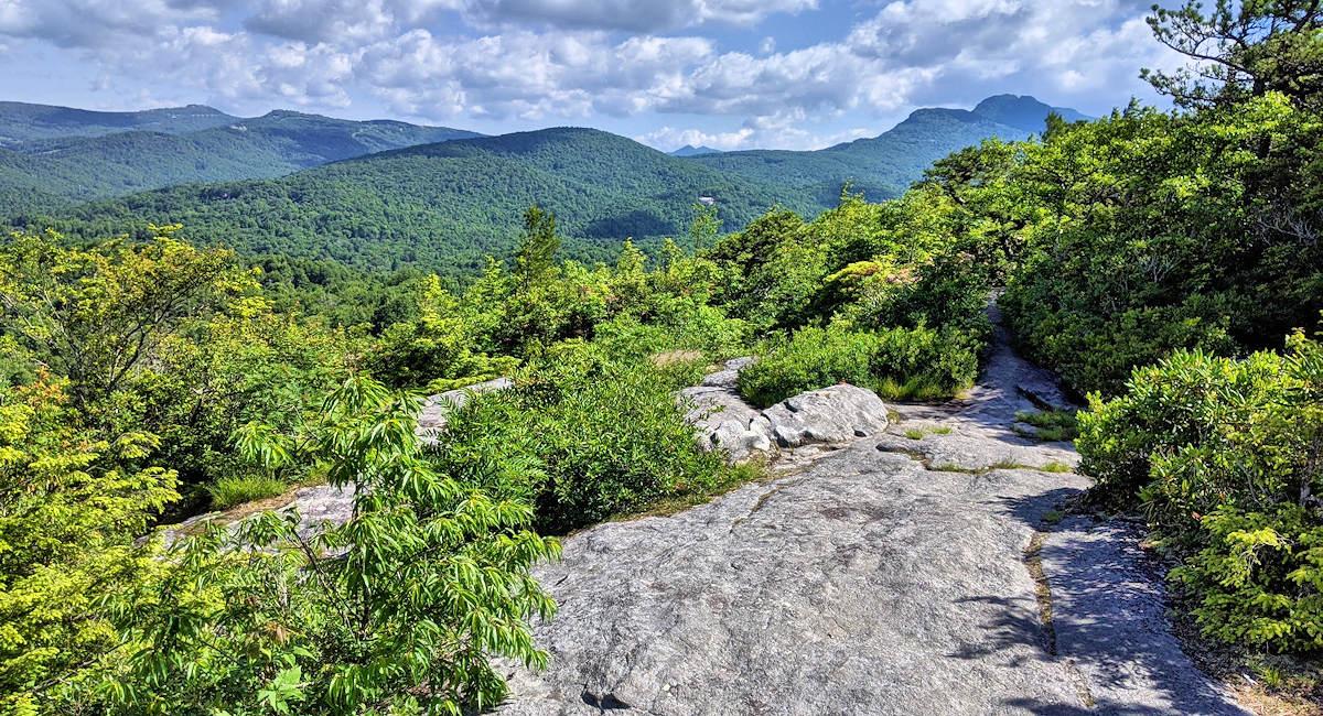 Flat Rock Trail, Blue Ridge Parkway