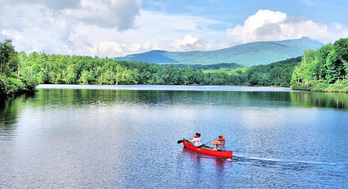 Julian Price Park Lake