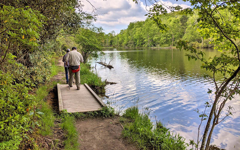Price Lake Trail