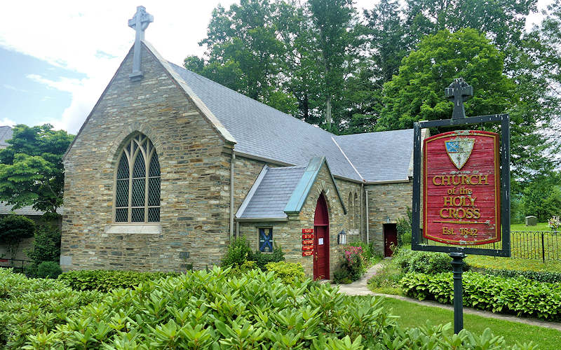 Church of the Holy Cross, Valle Crucis