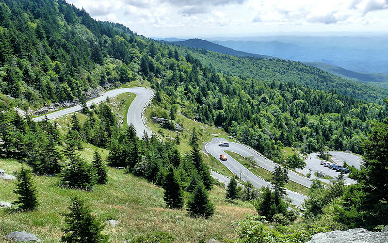 Grandfather Mountain Road