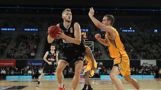 Slick Sobey can't stop a seventh consecutive Melbourne United victory