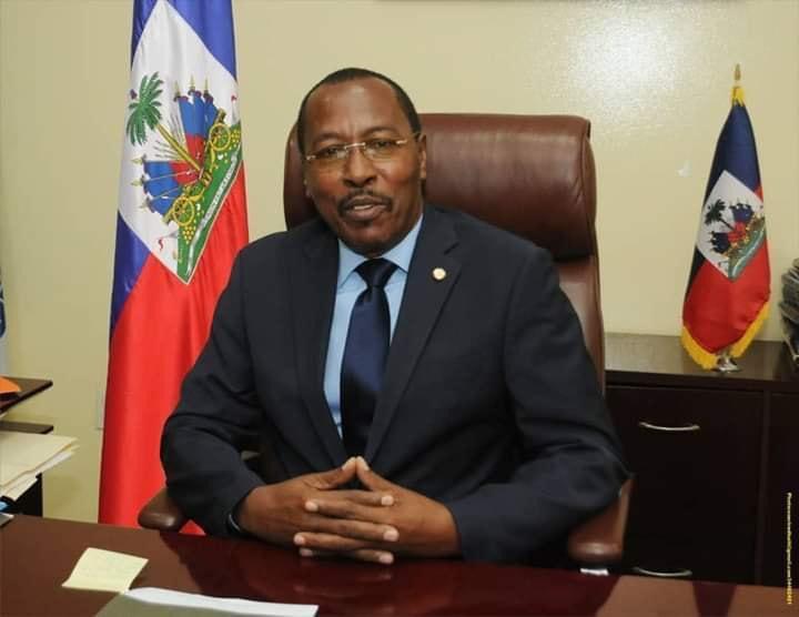 Pierre Francois Sildor, demande au président de former une commission pour le nouveau code Pénal