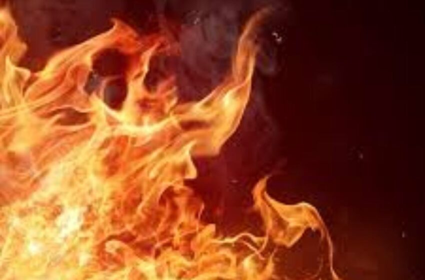 Incendie à la mairie de Petit-Gôave suite à la nomination de Junior Bonheur