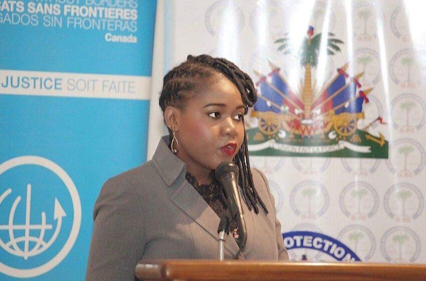 La secrétaire générale adjointe du RDNP menacée d'expulsion