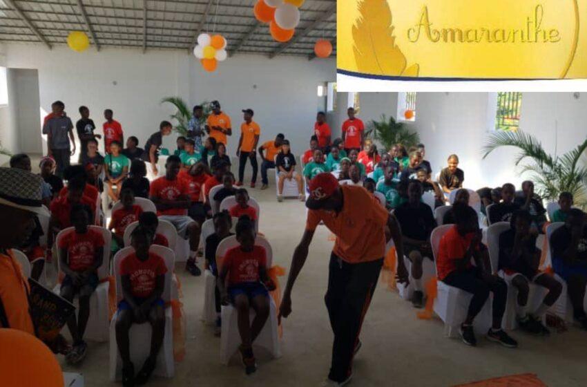 Le Centre culturel l'Amaranthe aux Gonaïves lance une semaine d'activités