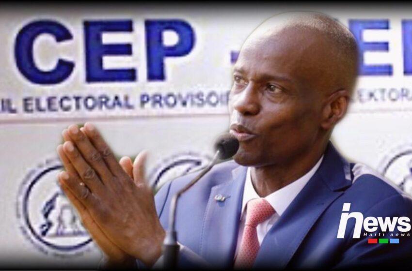 Les 9 membres du CEP sont connus