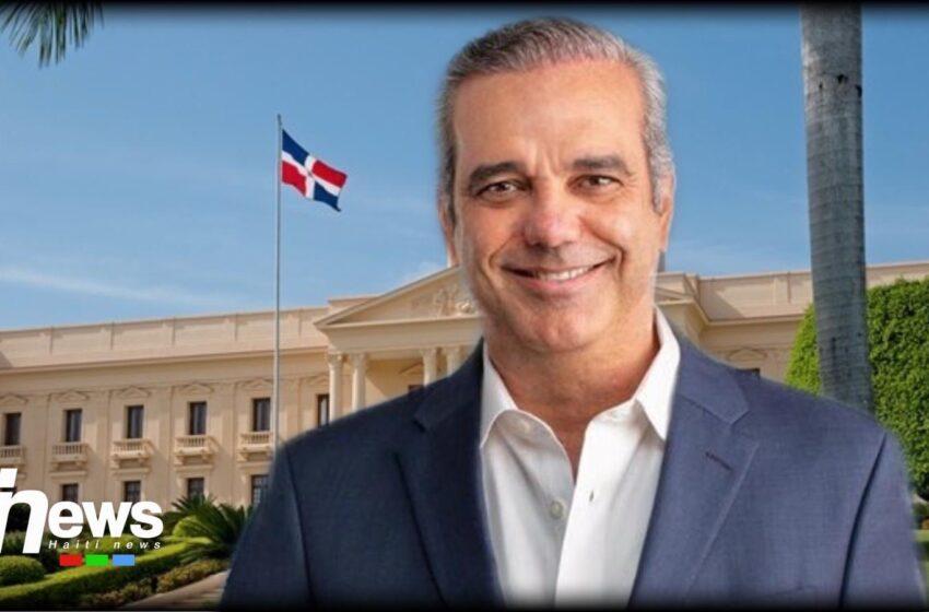 Luis Abinader a destitué 36 représentants dominicains de leurs fonctions diplomatiques en Haïti