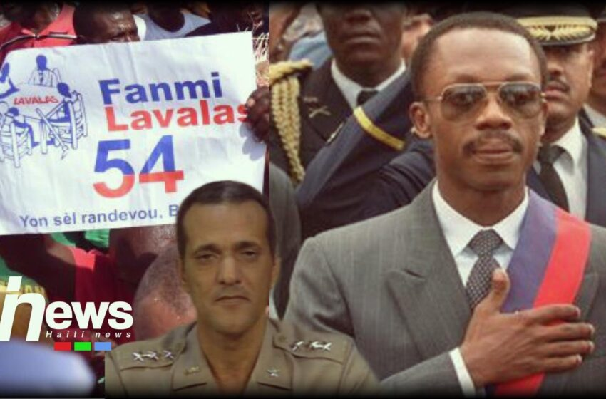 Ce 30 septembre rappelle le premier coup d'Etat contre le régime Lavalas en 1991
