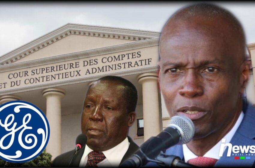 La CSC/CA approuve le contrat signé entre l'État haïtien et Général Électric