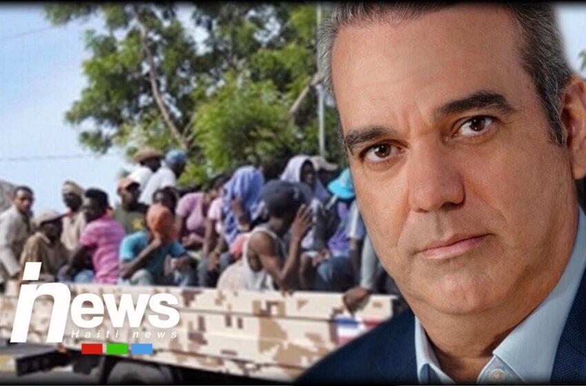 Les autorités dominicaines ont arrêté 88 ressortissants haïtiens