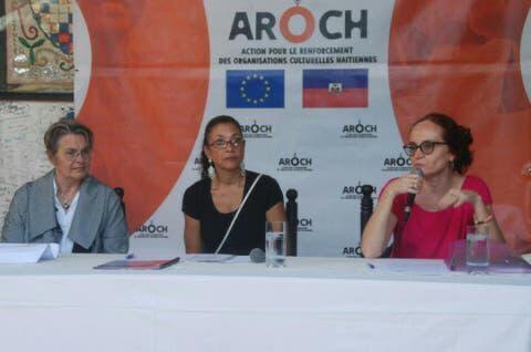 La fondation Haïti Jazz et l'association Caracoli lancent le programme AROCH