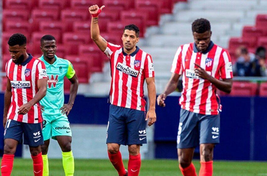 Atlético Madrid-Grenade: déjà un doublé pour Luis Suárez !