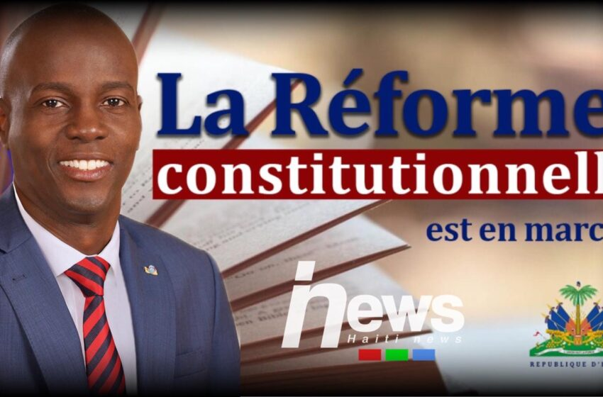 Installation du comité consultatif indépendant pour l'élaboration du projet de la nouvelle Constitution